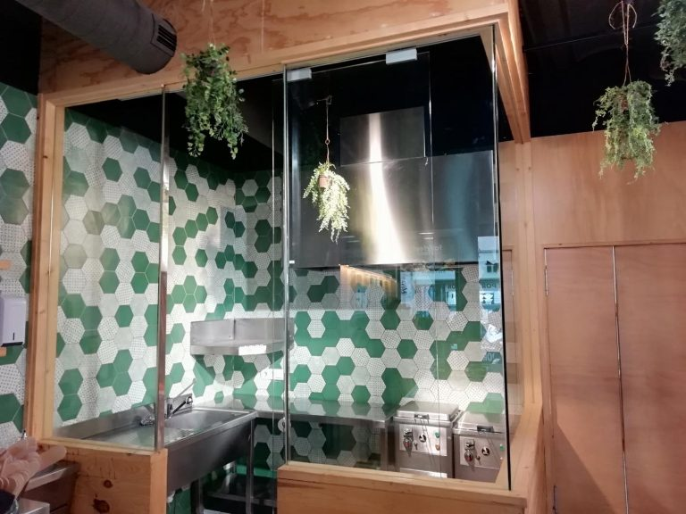 extractor cocina restaurante