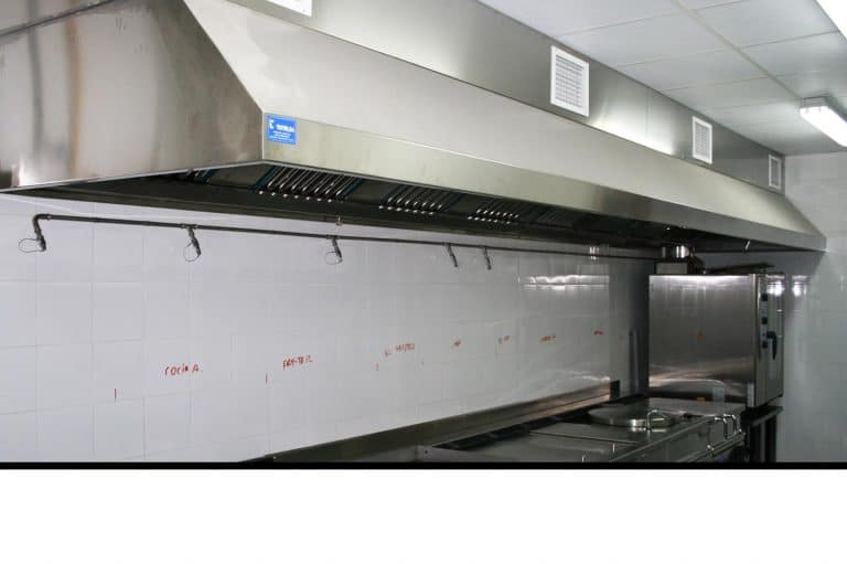 extractor humos industrial