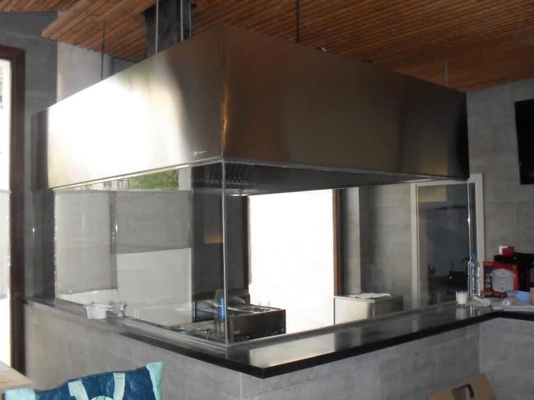 cocinas de acero inoxidable Mallorca