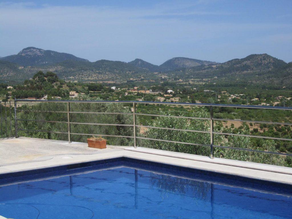 Barandillas piscina Mallorca
