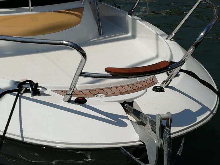 embarcaciones barandillas barco acero inoxidable