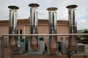 Ventilación cocinas industriales Mallorca