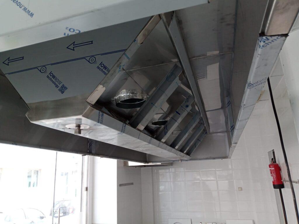 interior campana extractora