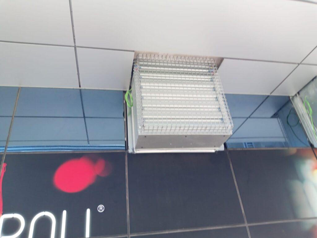 ventiladores industriales en Mallorca