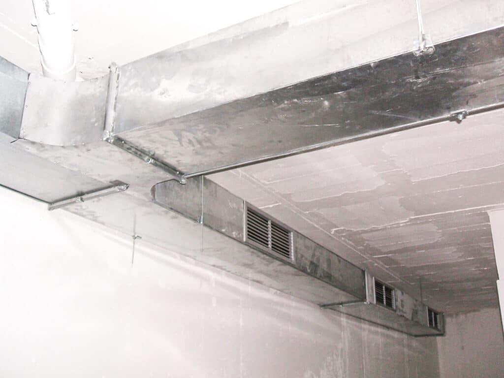 conductos ventilación rectangulares de chapa e600